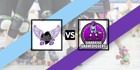 Bout: Double Header - Bytown Blackhearts vs Ganaraska Gravediggers tickets