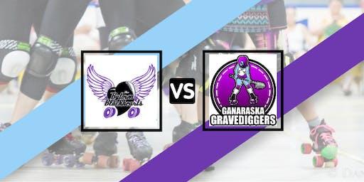 Bout: Double Header - Bytown Blackhearts vs Ganaraska Gravediggers