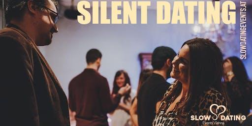 Silent Dating (40-60 Jahre) - 3 Getränke inklusive