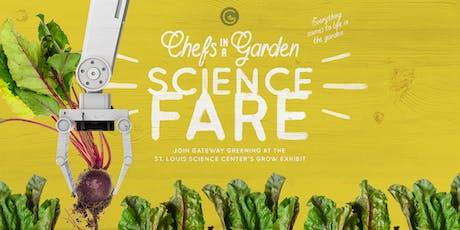 22nd Annual Chefs in a Garden  tickets