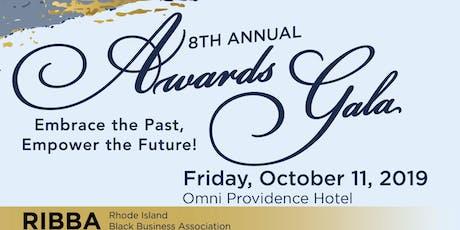 8th Annual Awards Gala  tickets