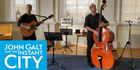 John Galt and the Instant City tickets