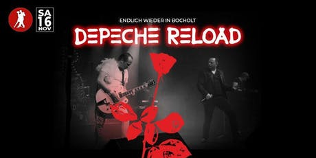 Depeche Reload – The very best of Depeche Mode tickets