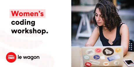 Women's Coding Evening! Build Your First Landing Page @ Le Wagon tickets