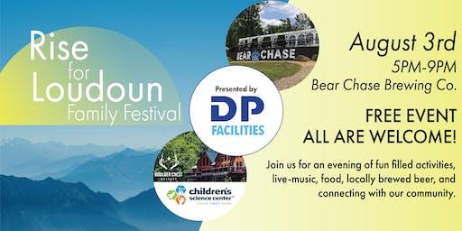 Rise For Loudoun Family Festival