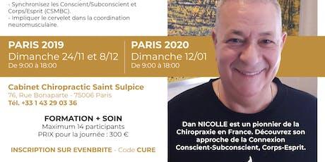 Libération des Croyances Limitatives - Formation + Soin chiropractic billets
