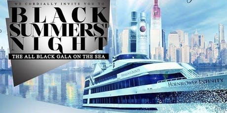 ERIC MICHAEL EVENTS PRESENT: Black Summer Nights Cruise tickets