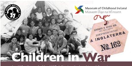 Children in War: The Basque Children of '37 tickets