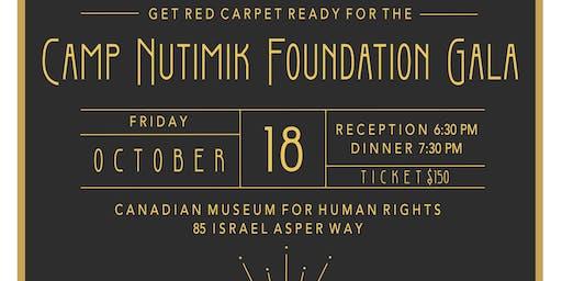 2019 Camp Nutimik Foundation Gala