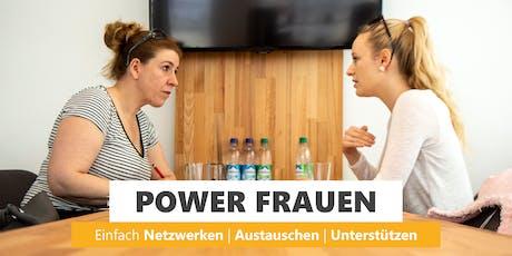 #1 Power Frauen - Netzwerktreffen Tickets