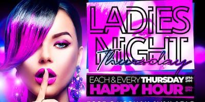 Ladies Night Thursday's