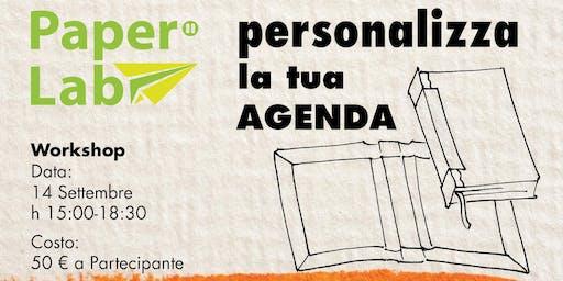 Personalizza la tua agenda