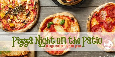 Pizza Night on the Patio tickets