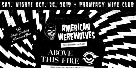 Pants Pantsley Memorial Show w/ American Werewolves, Above This Fire + More tickets