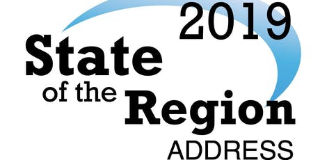 Wednesday, September 11th - 2019 'State of the Region' Breakfast Forum - 7:15am tickets