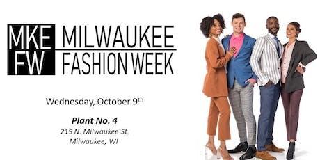 Milwaukee Fashion Week 2019 - Opening Day tickets