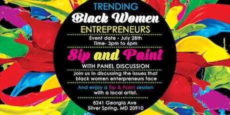 """""""Trending Black Women Entrepreneurs""""  tickets"""