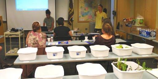 FREE Aquatic Invasive Species (AIS) Early Detection Training
