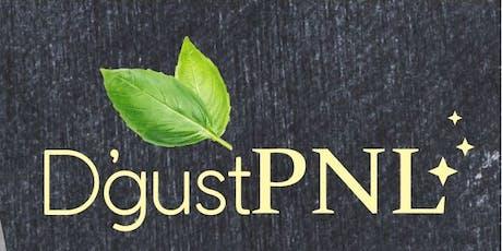 D'Gust PNL - Segundo Deguste ingressos