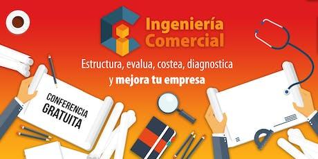 ¡Ingeniería Comercial para una Empresa Exitosa! entradas