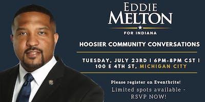 Michigan City Community Conversation