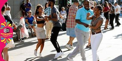 Dance Around Downtown: Salsa