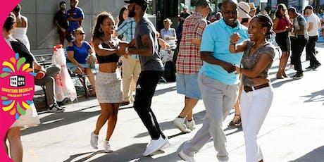 Dance Around Downtown: Salsa tickets