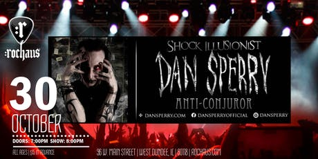 Dan Sperry tickets