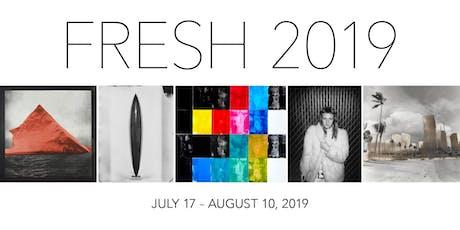 CURATOR'S TALK: Fresh 2019 Annual Summer Exhibition tickets