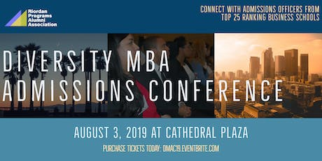 17th Annual Diversity MBA Admissions Conference tickets