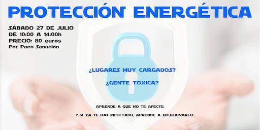 Workshop de protección energética