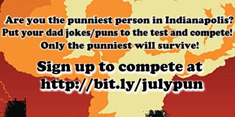 PUNpocalypse: A Pun/Dad Joke Competition tickets