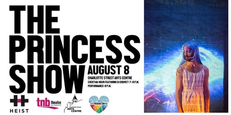 The Princess Show tickets