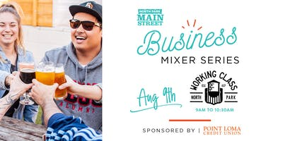 Business Mixer Series at Working Class