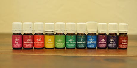 Young Living Essential Oils Beginners class : Inside U Norwich tickets