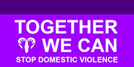 Mayor's Office- End Domestic and Gender Based Violence-The Intersections of Mental Health, Substance Abuse and Intimate Partner Violence tickets