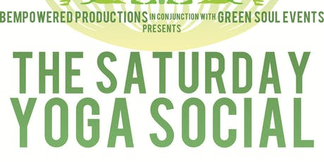 The Saturday Yoga Social tickets