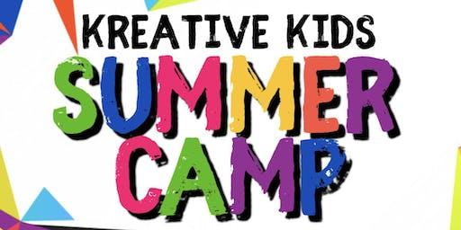 Kreative Kids Summer Camp