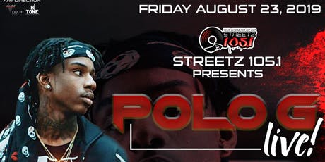 POLO G LIVE tickets
