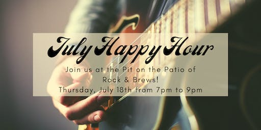 July YPV Happy Hour