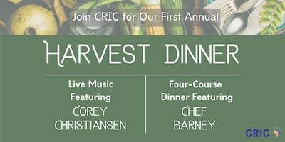 CRIC Harvest Dinner