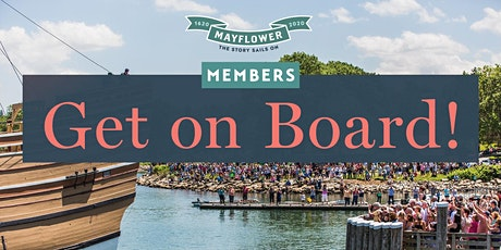 Members First! Mayflower Welcome Reception tickets