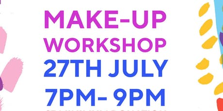 Drag make-up class! billets