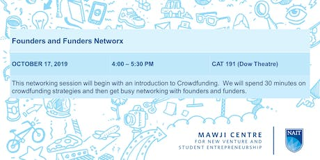 Mawji Funders and Founders Networx tickets