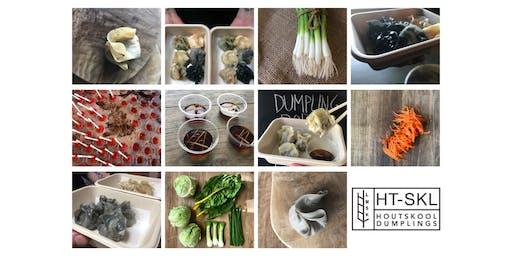 Houtskool Dumplings Pop-Up at Grove
