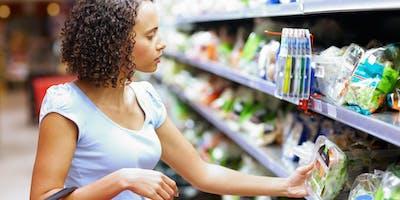 Cook Smart, Eat Smart School Session 2: Nutrition Label & Buying Smart