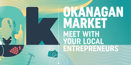 Okanagan Market - Exposant / Vendor tickets