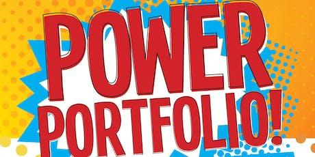 Power Portfolio Info Session - July 31 @ 5pm tickets