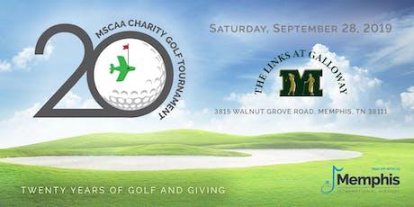 MSCAA 20th Annual Charity Golf Tournament tickets