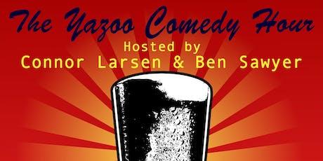 Yazoo Comedy Hour at Yazoo Brewery tickets